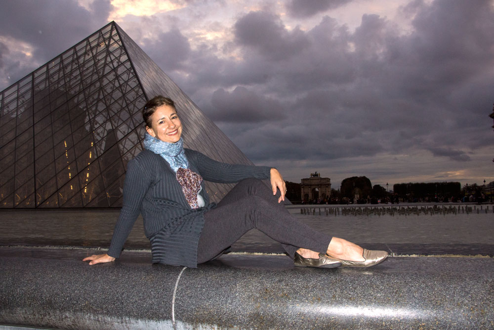 Nikki-Louvre