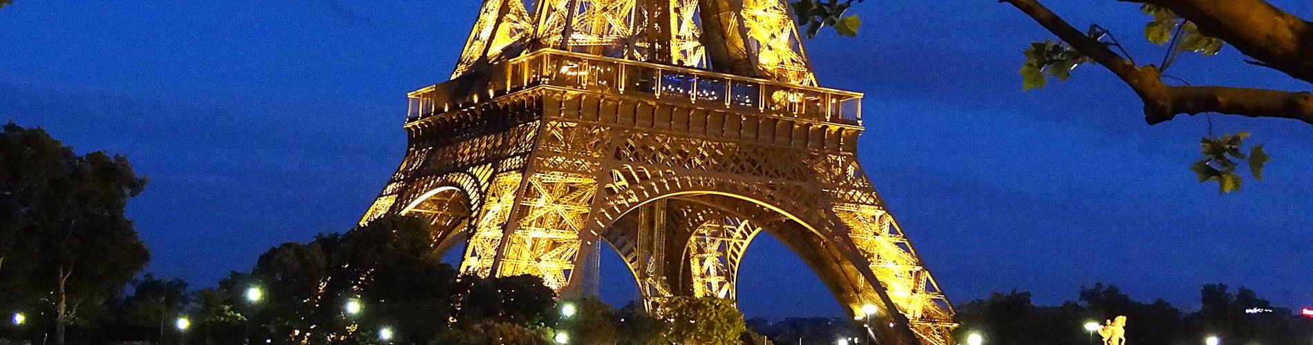 France Paris Eiffel