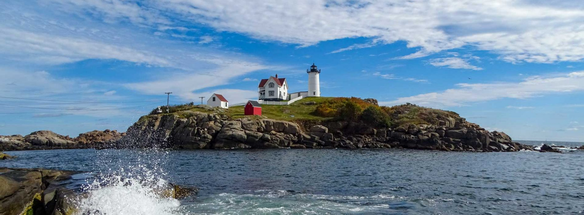 Nubble-lighthouse